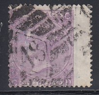 GB 1867 - MiNr: 30 Randstück  Used - 1840-1901 (Viktoria)