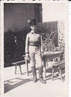 MINI PHOTO--ALGERIE--CONSTANTINE 1935--Au 67è R.A.A.-( Chasseur D'afrique )--voir 2 Scans - Constantine
