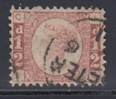 GB 1870 - MiNr: 36  Used - 1840-1901 (Viktoria)