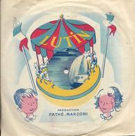 """Linette Et Claude  """"  Marie Trempe Ton Pain  """" - 78 Rpm - Schellackplatten"""