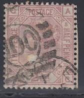 GB 1876 - MiNr: 47  Used - 1840-1901 (Viktoria)