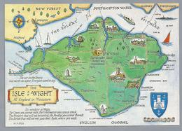 UK.- ISLE OF WIGHT. All England In Miniature - Engeland
