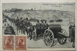 ROMANIA - BULGARIA 29 Iunie 1913, Balkan WAR, ARMATA Romana, Raritate - Romania