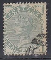 GB 1880 - MiNr: 55  Used - 1840-1901 (Viktoria)