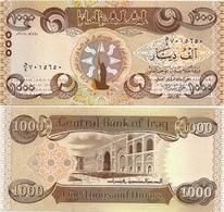 IRAQ       1000 Dinars      P-New       2018 / AH1440       UNC - Iraq