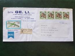 (18494) STORIA POSTALE ITALIA 1983 - 6. 1946-.. Repubblica