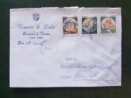 (18495) STORIA POSTALE ITALIA 1983 - 6. 1946-.. Repubblica