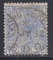 GB 1880 - MiNr: 59  Used - 1840-1901 (Viktoria)