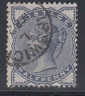GB 1883 - MiNr: 72  Used - 1840-1901 (Viktoria)