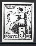 France, Libération, La Mure, N° 8 ** Signé TB - Libération
