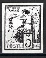 France, Libération, La Mure, N° 8 ** Signé TB - Liberation