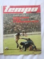 1978 TEMPO YUGOSLAVIA SERBIA SPORT FOOTBALL MAGAZINE NEWSPAPERS Argentina World Cup PARTIZAN BOXING CUBA CHAMPIONSHIPS - Otros
