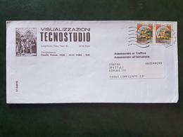 (18498) STORIA POSTALE ITALIA 1983 - 6. 1946-.. Repubblica