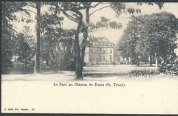 CPA Le Parc Au Château De Duras ( St. Trond ) - Sint-Truiden
