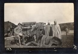 PHOTO ALLEMANDE - OFFICIERS ARTILLEURS BAVAROIS A NOVEANT PRES DE PAGNY SUR MOSELLE -  GUERRE 1914 1918 - 1914-18