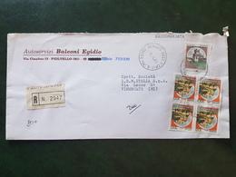 (18503) STORIA POSTALE ITALIA 1983 - 6. 1946-.. Repubblica