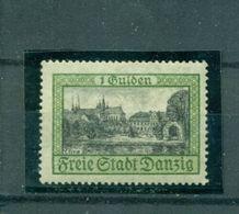 Danzig, Stadtbilder, Nr. 207 Postfrisch ** - Danzig