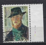 België O.B.C   1384  (O)  Plaatnr. 2 - Used Stamps