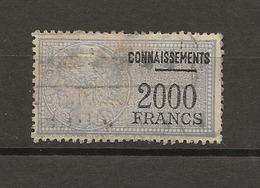 FISCAUX FRANCE CONNAISSEMENTS  N°105 2000F - Fiscaux