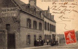 DPT 29 LE GUILVINEC Route De Penmarch - France