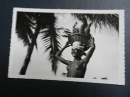 19883) COLONIE FRANCESI COTE D'IVOIRE DIVO FEMME BAOULE NON VIAGGIATA 1925 CIRCA AFRIQUE FRANCAISE - Costa D'Avorio