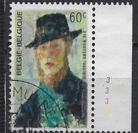 België O.B.C   1384  (O)  Plaatnr. 3 - Used Stamps
