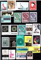 Lot 1  Vignettes Toutes Différentes Voir Scan - Commemorative Labels