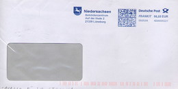 GERMANIA - EMA - NIEDERSACHSEN  -  BLASONE  -   HORSE  CAVALLO - Buste