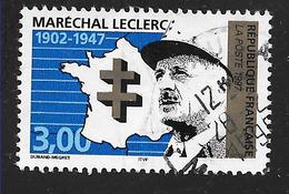 FRANCE 3126 Maréchal Leclerc . - France