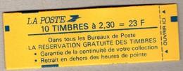 CARNET 2614-C3     COTE:  18 € - Usage Courant