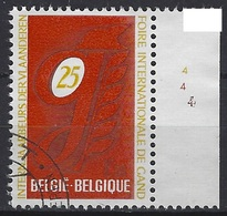 België O.B.C   1550  (O)  Plaatnr. 4 - Used Stamps