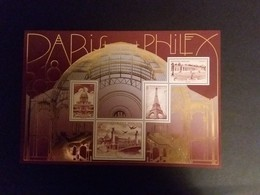 Bloc Paris Philex 2018 N°F5222 - Blocs & Feuillets