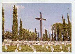 WAR CEMETERY / WAR MEMORIAL - AK 343752 Cassino / Italien - Deutscher Soldatenfriedhof - Cimetières Militaires