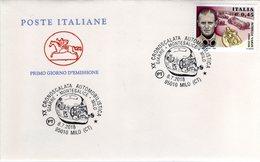 Italia 2018 Milo (CT) XX Cronoscalata Automobilistica Giarre - Montesalice - Milo  Annullo - Automobilismo