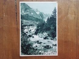 Cervinia - Piana Del Breuil Con Il Torrente Marmore - Cartolina Non Viaggiata + Spese Postali - Italia