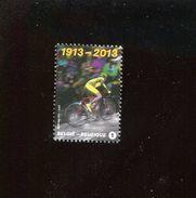 Belgie 4314 Cycling 100e Ronde Van Vlaanderen Tour Of Flanders  MNH - Neufs