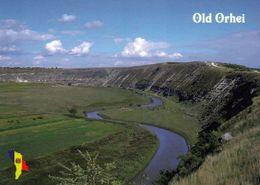 1 AK Moldawien Moldova * Landschaft Um Orhei - Hauptstadt Des Gleichnamigen Raion * - Moldawien (Moldova)