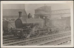 Unidentified Locomotive, C.1920s - Photograph - Trains