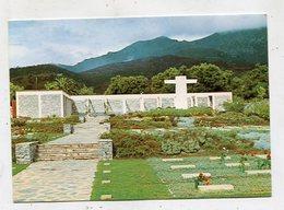 WAR CEMETERY / WAR MEMORIAL - AK 343769 Bastia Auf Korsika / Frankreich - Deutscher Soldatenfriedhof - Cimetières Militaires