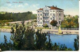 006129  Cigale - Pension Helios  1913 - Kroatien