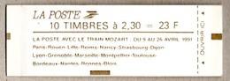 CARNET 2614-C11a     COTE:  50 € - Carnets