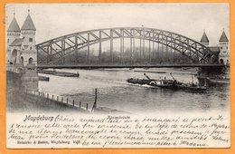Magdeburg Germany 1903 Postcard - Magdeburg