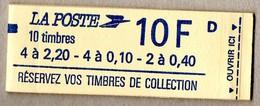 CARNET A PLUSIEURS VALEURS.   VENDU 2 € - Usage Courant