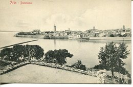 006133   Arbe (Rab) - Panorama - Croatie