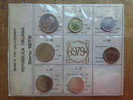 REPUBBLICA - Annata Completa 1979 - F.D.C. In Confezione + Spese Postali - 1946-… : République