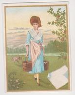 26863 Grande Maison Crebillon NANTES 44 France - Mode Confection Femme Lait Vache - Autres