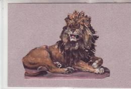 DECOUPIS /  LION : GAUFRER - Animaux