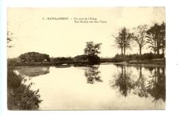 Kapellen - Kapellenhof - Un Coin De L'Etang - Een Hoekje Van Den Vijver / Henri Georges 3 - Kapellen