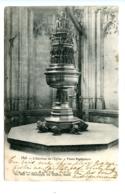 Hal - L'Intérieur De L'Eglise - Fonts Baptismaux / Héliotypie De Graeve 2667 (1905) - Halle