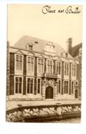 """Exposition Universelle De Bruxelles 1935 - Vieux Bruxelles - Brasserie - """"A L'Evêche"""" Baerts-Eyckmans - Wereldtentoonstellingen"""